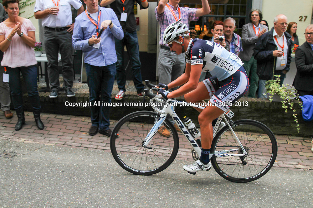 Boels Rental Ladies Tour Bunde-Valkenburg Chantal Blaak