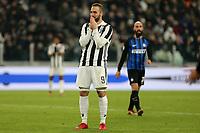 09.12.2017 - Torino - Serie A 2017/18 - 16a giornata  -  Juventus-Inter nella  foto: Gonzalo Higuain  deluso