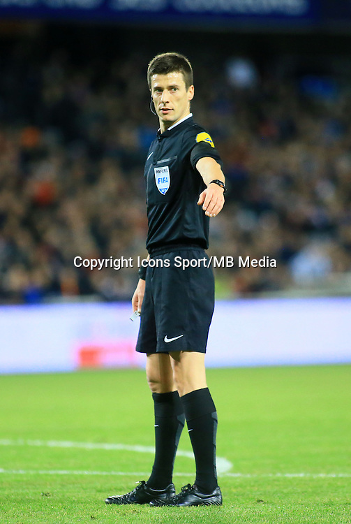 Benoit BASTIEN - 09.01.2015 - Montpellier / Marseille - 20eme journee de Ligue 1<br />