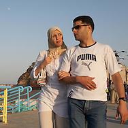 Algeria, Annaba . Chapuis beach      / Plage Chapuis  Bone  Algerie  Annaba 014