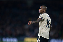 Ashley Young of Manchester United - Mandatory by-line: Jack Phillips/JMP - 28/12/2019 - FOOTBALL - Turf Moor - Burnley, England - Burnley v Manchester United - English Premier League