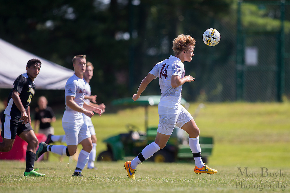 RCBC Men's Soccer vs Howard Community College at  Rowan College at Burlington County in Pemberton, NJ on Sunday August 28, 2016. (photo / Mat Boyle)