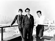 Los Angeles, California: Latino punk band the Plugz, late ;'70s early '80s LA. (photo Ann Summa).