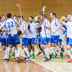 20160202: SLO, Floorball - World Championship 2016 Qualifications, Norway vs Slovenia