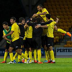 St Johnstone v AFC Alashkert   Europa league   9 July 2015