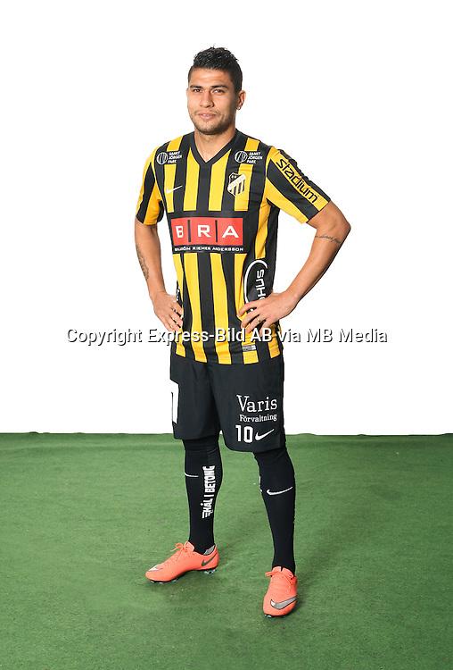 Paulo De Oliveira<br /> Helfigur<br /> @Leverans<br /> Allsvenskan 2016<br /> Fotboll