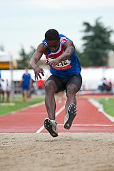 BARBOSA Gracelino, CPV, Long Jump, T20, 2013 IPC Athletics World Championships, Lyon, France