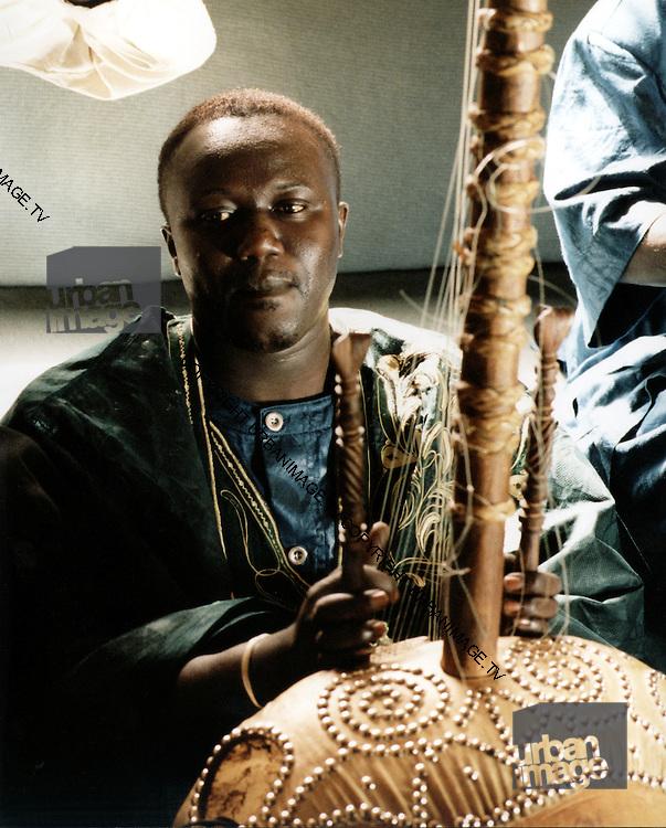 Kouding Cissoko - Kora player