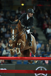 Delaveau, Patrice (FRA), Leontine Ledimar Z HDC<br /> Stuttgart - German Masters 2015<br /> CSI-W Springen GEZE Preis<br /> www.sportfotos-lafrentz.de