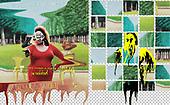 Collage/ Art