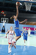 Campionati Europei Donne Under 16 Italia-Turchia 31.7.09