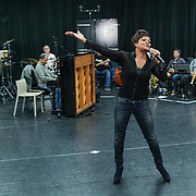 NLD/Amsterdam/20120925- Repetities theatershow Ruth Jacott,