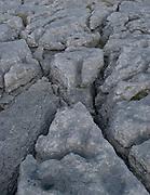 Natural Limestone Pavement at Hutton Roof, Cumbria UK