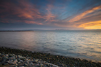 Bay Farm Island Sunset, Alameda, California