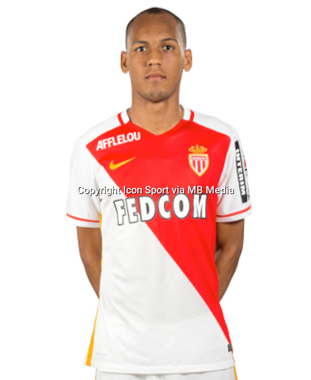 Tavares Fabio Henrique FABINHO - 15.09.2015 - Photo officielle Monaco - Ligue 1<br /> Photo : As Monaco / Icon Sport