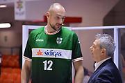 Cusin Marco, Oldoini Massimiliano<br /> Enel Brindisi - Sidigas Avellino<br /> BASKET Serie A 2016 <br /> Brindisi 26/03/2017<br /> FOTO CIAMILLO / M.Longo