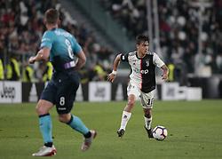 May 19, 2019 - Turin, ITA, Italy - Paulo Dybala during Serie A match between Juventus v Atalanta, in Turin, on May 19, 2019  (Credit Image: © Loris Roselli/NurPhoto via ZUMA Press)