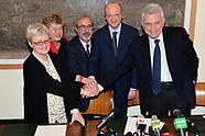 20180309 - Firma dell'accordo CGIL CISL UIL CONFINDUSTRIA