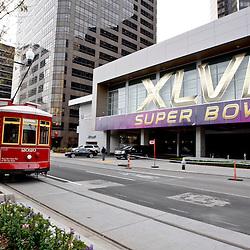 01-21-2013 Super Bowl XLVII Scenes