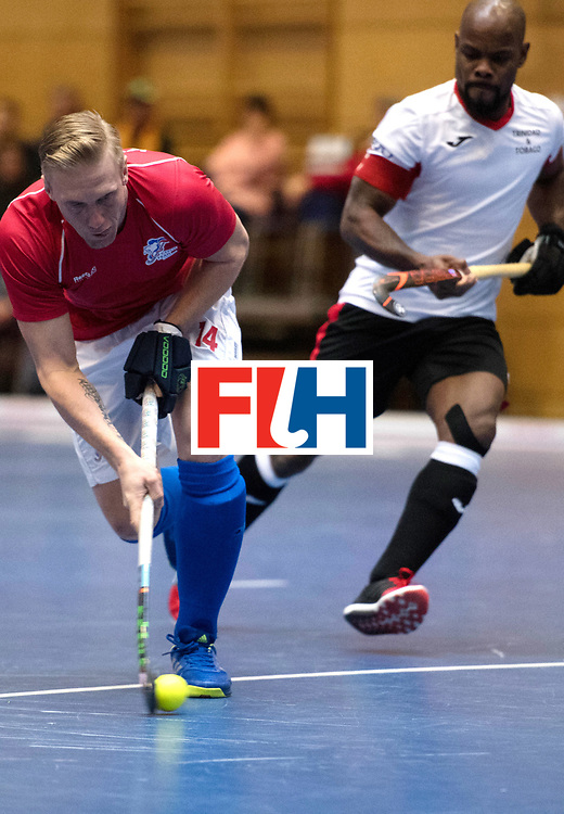 BERLIN - Indoor Hockey World Cup<br /> Czech Republic - Trinidad &amp; Tobago<br /> foto: KYNDL Jakub<br /> WORLDSPORTPICS COPYRIGHT FRANK UIJLENBROEK