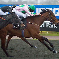Source Of Light and Stephen Craine winning the 5.00 race