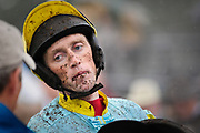 March 28, 2009: Carolina Cup Steeplechase Races. Jockey Paddy Young