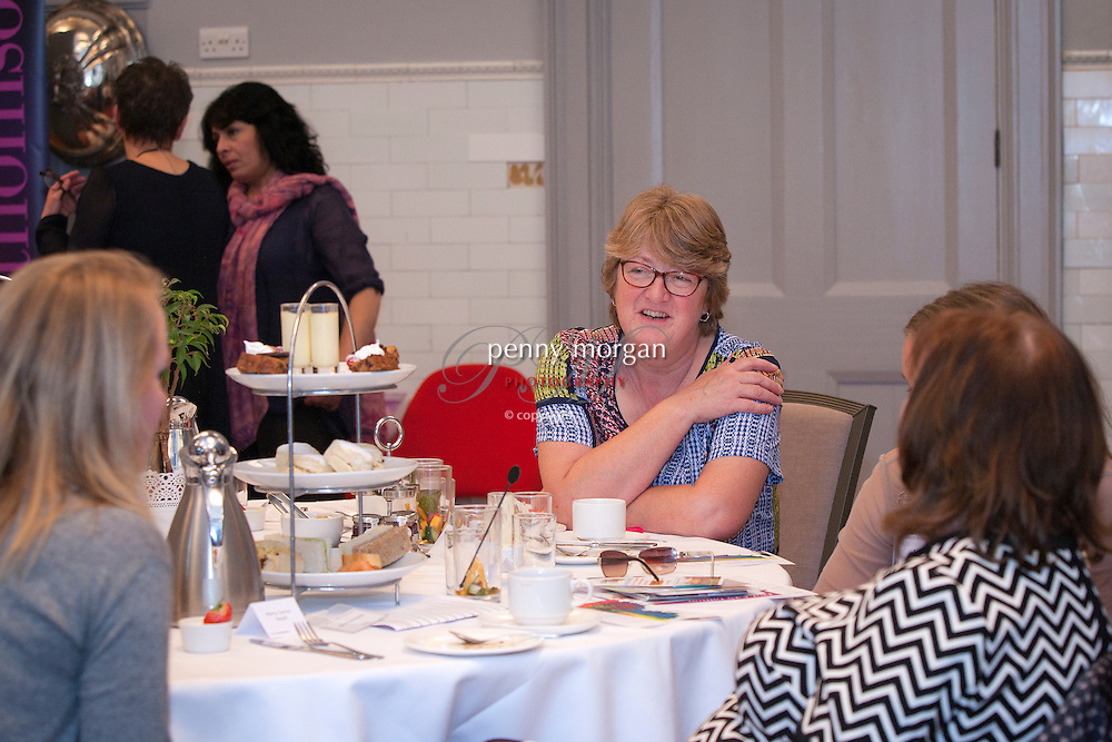 Lunch Is Serious Business, charity function for Age UK, at Ickworth Hotel, Bury St Edmunds