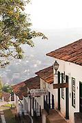 Congonhas_MG, Brasil...Casas em Congonhas...The houses in Congonhas...Foto: LEO DRUMOND / NITRO.