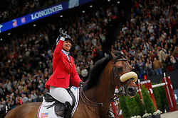 Madden Beezie, USA, Breitling<br /> LONGINES FEI World Cup™ Finals Paris 2018<br /> © Dirk Caremans<br /> 15/04/18