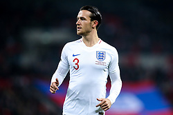 Ben Chilwell of England - Mandatory by-line: Robbie Stephenson/JMP - 15/11/2018 - FOOTBALL - Wembley Stadium - London, England - England v United States of America - International Friendly