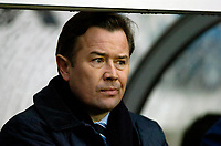 Photo: Ed Godden/Sportsbeat Images.<br />Coventry City v Cardiff City. Coca Cola Championship. 10/02/2007. Coventry City Manager Adrian Heath.