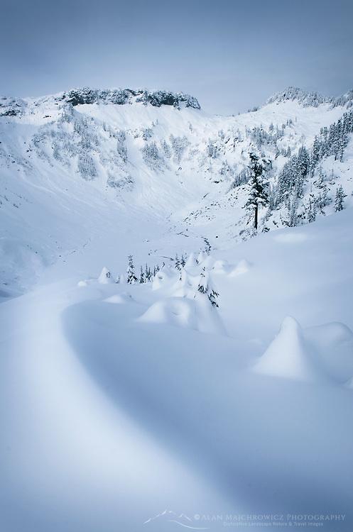 Heather Meadows Recreation Area, North Cascades Washington