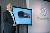 16.09.15 - thyssenkrupp Elevator and Microsoft HoloLens