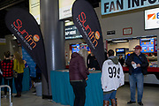 KELOWNA, CANADA - MARCH 04:  Sun FM Promotion at the Kelowna Rockets game on March 04, 2017 at Prospera Place in Kelowna, British Columbia, Canada.  (Photo By Cindy Rogers/Nyasa Photography,  *** Local Caption ***