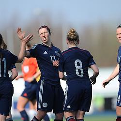 Scotland v Australia | women's friendly | 9 April 2015