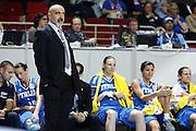 DESCRIZIONE : Riga Latvia Lettonia Eurobasket Women 2009 Qualifying Round Russia Italia Russia Italy<br /> GIOCATORE : Giampiero Ticchi<br /> SQUADRA : Italia Italy<br /> EVENTO : Eurobasket Women 2009 Campionati Europei Donne 2009 <br /> GARA : Russia Italia Russia Italy<br /> DATA : 14/06/2009 <br /> CATEGORIA : ritratto<br /> SPORT : Pallacanestro <br /> AUTORE : Agenzia Ciamillo-Castoria/E.Castoria