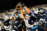 Olympia High School week two in the annual Spaghetti Bowl vs Capital High School. Olympia 20 - Capital 6.