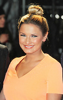 Sam Faiers, A Good Day To Die Hard - UK Film Premiere, Empire Cinema Leicester Square, London UK, 07 February 2013, (Photo by Richard Goldschmidt)