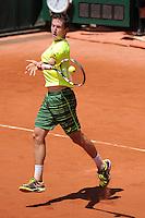 Corentin DENOLLY - 04.06.2015 - Jour 12 - Roland Garros 2015<br /> Photo : Nolwenn Le Gouic / Icon Sport