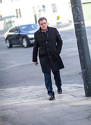 14.03.2014, OeVP Bundespartei, Wien, AUT, OeVP, Vorstandssitzung der OeVP Bundespartei. im Bild Landeshauptmann Tirol Guenther Platter (OeVP) // Governor of Tyrol Guenther Platter (OeVP) before board meeting of OeVP at federal party of OeVP in Vienna, Austria on 2014/03/14. EXPA Pictures © 2014, PhotoCredit: EXPA/ Michael Gruber