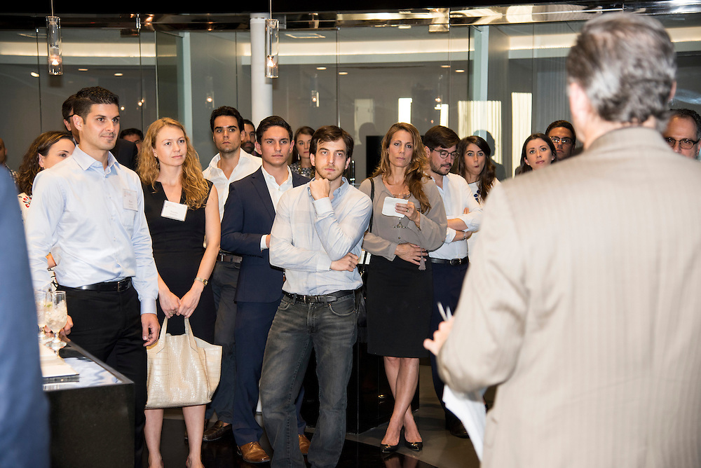 University of Miami School of Architecture MRED + U Alumni Kickoff @ Paramount New World Center Miami