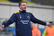 Shrewsbury Town forward Jason Cummings (35) during the EFL Sky Bet League 1 match between Oxford United and Shrewsbury Town at the Kassam Stadium, Oxford, England on 7 December 2019.