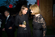 DASHA ZHUKOVA; JULIA PEYTON-JONES, The Summer Party. Hosted by the Serpentine Gallery and CCC Moscow. Serpentine Gallery Pavilion designed by Frank Gehry. Kensington Gdns. London. 9 September 2008.  *** Local Caption *** -DO NOT ARCHIVE-© Copyright Photograph by Dafydd Jones. 248 Clapham Rd. London SW9 0PZ. Tel 0207 820 0771. www.dafjones.com.