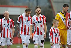 - Photo mandatory by-line: Nizaam Jones - Mobile: 07966 386802 - 14/02/2015 - SPORT - Football - Cheltenham - Whaddon Road - Cheltenham Town v Bury - Sky Bet League Two