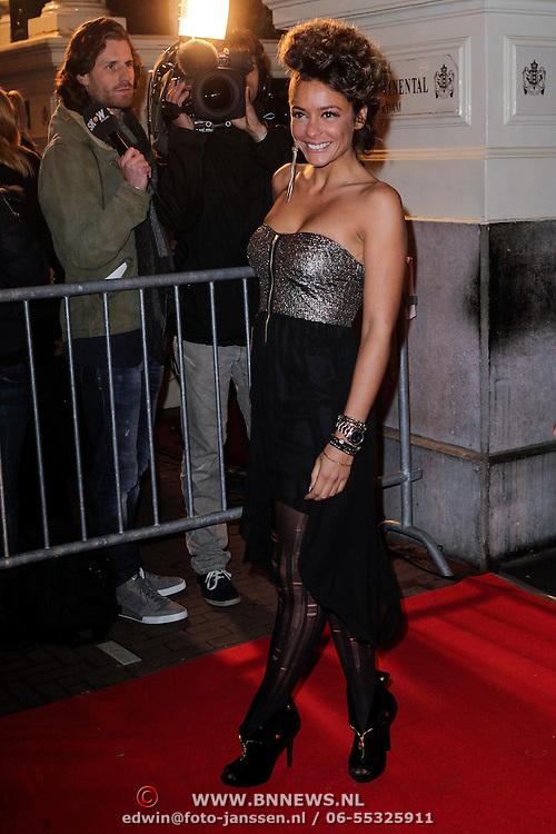 NLD/Amsterdam/20121112 - Beau Monde Awards 2012, Fajah Lourensi