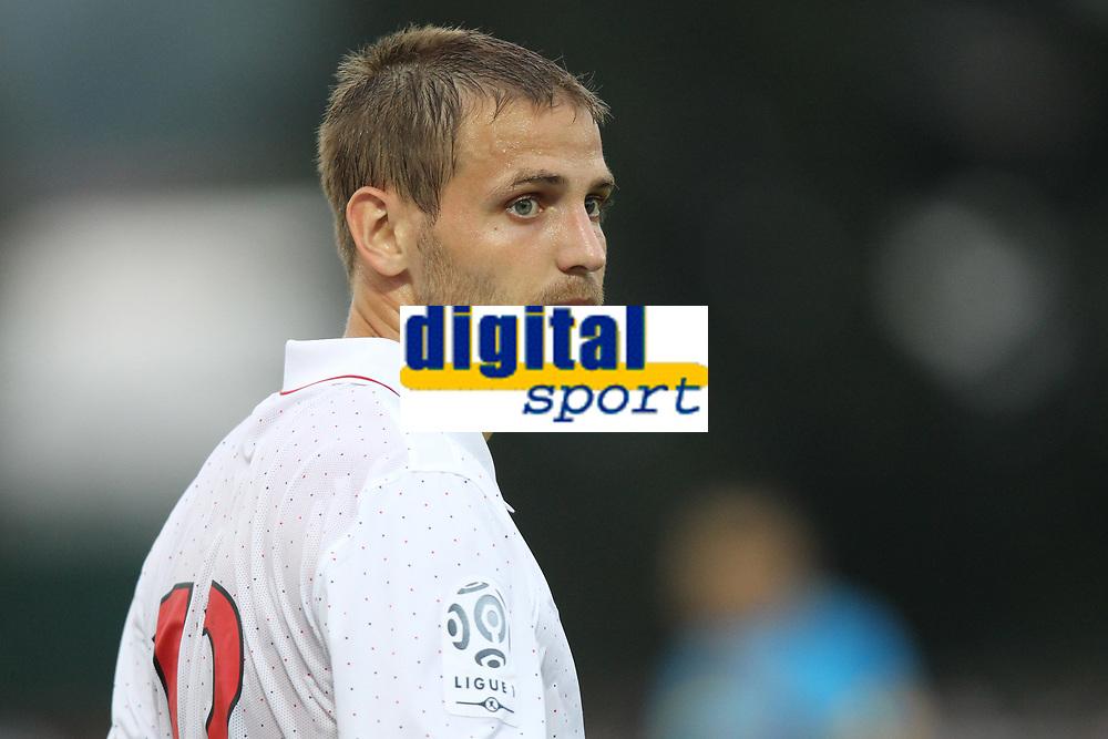 FOOTBALL - FRIENDLY GAMES 2010/2011 - PARIS SAINT GERMAIN v EVIAN THONON - 10/07/2010 - ERIC BRETAGNON / DPPI - MATHIEU BODMER (PSG)