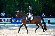 Manon Claeys - San Dior<br /> FEI European Championships 2019<br /> © DigiShots
