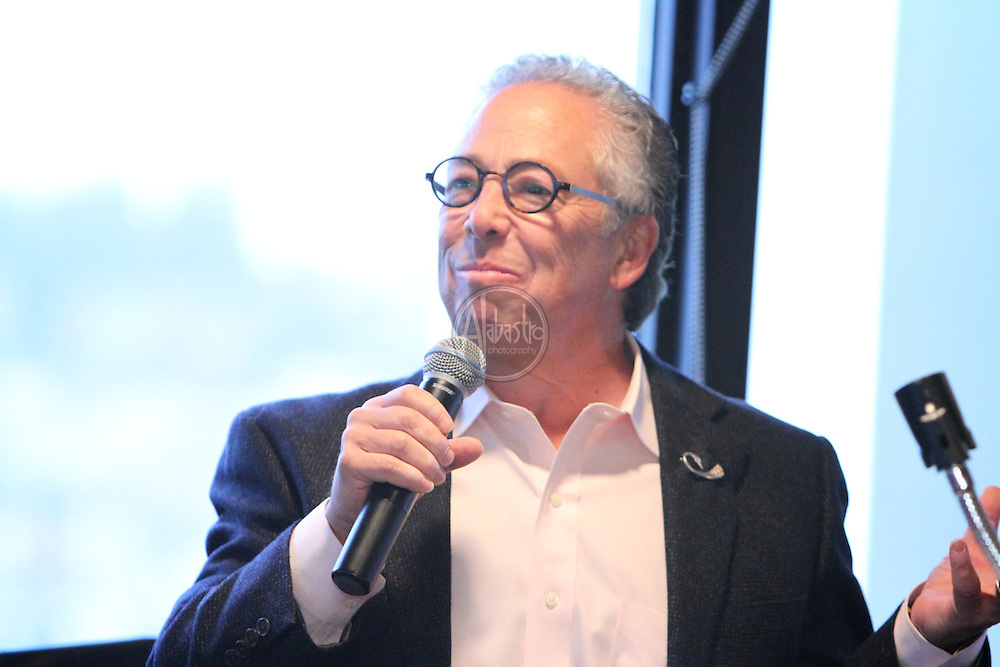 """Seattle Children's Museum Corporate Breakfast 2012. """"The Power of One. The Power of Many.""""  Kenny Alhadeff."""