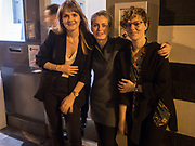 PAULINA KOROBKIEWICZ,; SERENELLA MARTUFI, SILVIA CALZAVARA, Gibraltar as seen by five artists. private view hosted by the Chief Minister of Gibraltar. Art Bermondsey project Space. 24 October 2017