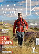 Front Cover of Walk Magazine for the Ramblers Association